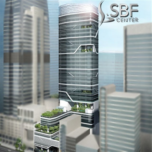 SBF centre in CBD along Robinson Road