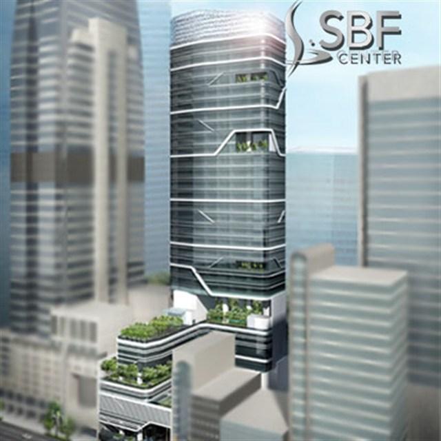 SBF centre in CBD along Robinson Road