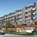 A freehold residential and commercial property in Singapore