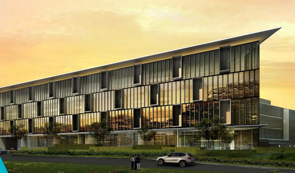Tagore 8   freehold Singapore Ramp-Up Light Industrial B1 property