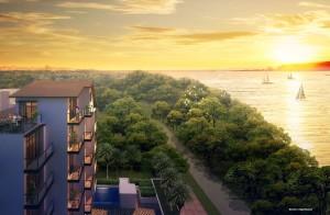 Singapore Condo   Beach Front Real Estate