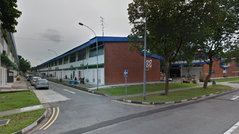 B2 Industrial space in Eunos Ave 5 | B2 Industrial space for rent Singapore | HDB Rental in Eunos Ave Singapore