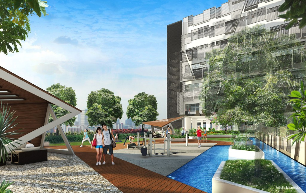 CT Hub 2 @ Kallang | Mixed property in Singapore | Kallang & Lavender MRT..