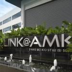 Entrance view of Link at Ang Mo Kio
