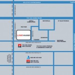 Site Plan and Floor Plan of LINK@Ang Mo Kio